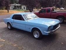 1964 1/2 Ford Mustang Coupe 289ci V8 4 Speed Manual