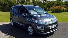 Used Citroen C3 Picasso 1 6 Hdi 8v Exclusive 115 5dr