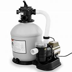 xtremepowerus swim pool 16 in sand filter 75131 the