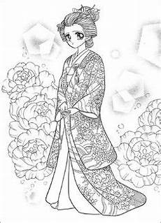 Virina Malvorlagen Keyboard Princess Coloring Pages The Anime This Would Be