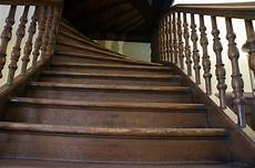 fix creaky stairs with an amazingly easy trick