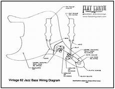 Vintage 62 Jazz Bass Wiring Diagram It S Only Rock