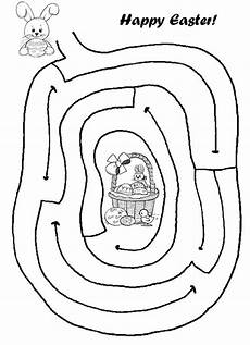 Malvorlagen Urlaub Ostern Ostern Labyrinthe Urlaub Malvorlagen April 2020
