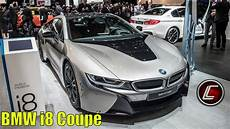Bmw I8 Coupe 2018 Detroit Motor Show 2018