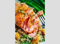 baklava salmon with asparagus_image