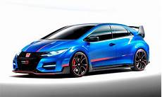 2015 Honda Civic Type R Previewed By Crisp And Clean New