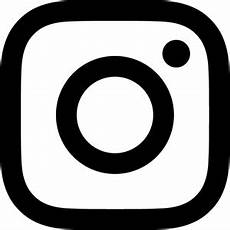 Instagram New 2016 Glyph Logo Vector Eps Free