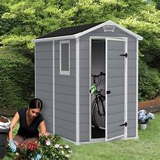 garden storage shed outdoor building backyard keter utility resin yard tools new ebay