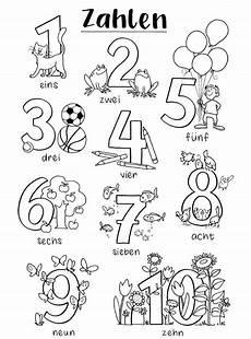 Ausmalbilder Mit Zahlen 1 10 Ausmalbilder Zahlen 1 10 F 252 R Kinder E1538568438450