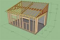 plan abris de jardin bois gratuit a abri