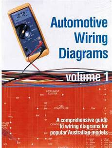 automotive wiring diagrams volume 1 1975 1993 0855667311 9780855667313