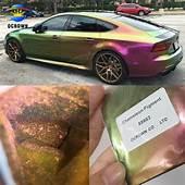 China Chrom Cham&228leon Puder Farben Schaltpigment F&252r Auto