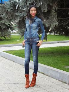 trend alert denim on denim opiid fashion