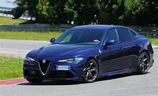 Prova Alfa Romeo Giulia Scheda Tecnica Opinioni E