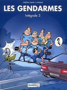 Serie Int 233 Grale Les Gendarmes Canal Bd
