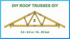 roof trusses diy roof trusses diy download description youtube