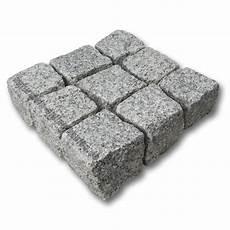 pflastersteine granit grau naturstein kaufen de