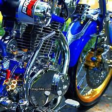 Modifikasi Motor Cb 100 Mesin Tiger by 51 Foto Gambar Modifikasi Motor Cb 100 Terbaik Kontes Drag