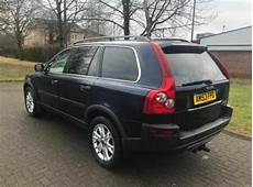 volvo xc90 awd se d5 2 4 diesel 7 seater leather alloys