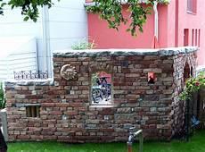 Gartenmauer Aus Alten Ziegeln Welcher M 246 Rtel