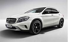 2015 Mercedes Gla Class Edition 1 Top Speed