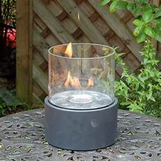 Nubian Garden Patio Table Top Bio Ethanol Burner Indoor