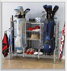 Garage Storage Ideas For Golf Clubs by 13 Best Golf Clubs Storage Images On Garage