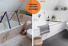 badezimmer selbst renovieren vorher nachher indoor