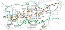 Route Der Industriekultur - die route industriekultur rundkurs ruhrgebiet adfc nrw