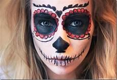 Makeup Tutorial Mexican Sugar Skull