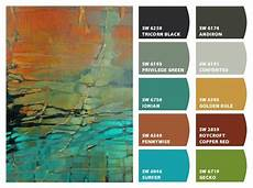 watercolor art color palette inspiration chip it by sherwin williams home in 2019 paint