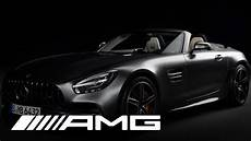 mercedes amg gt c roadster introducing the mercedes amg gt c roadster trailer