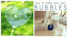 how to make homemade bubbles an easy recipe you can make today