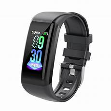 Goral Inch Color Screen Wristband Blood goral c02 1 14 inch ips color screen wristband hr blood
