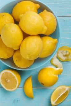 Zitrone Neben Dem Bett Eine Echte Wunderwaffe