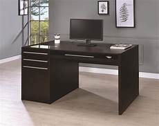 home office furniture computer desk halston desk contemporary cappuccino connect it computer