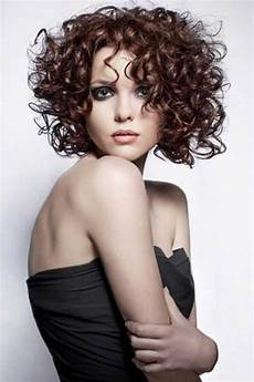25 curly perms for short hair short hairstyles