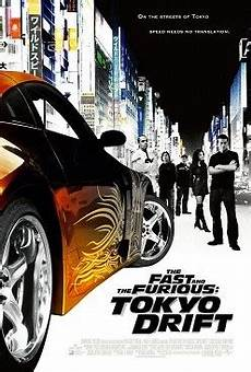 fast furious 3 the fast and the furious tokyo drift