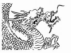 Ausmalbilder Chinesische Drachen Free Printable Coloring Pages For