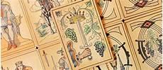 As Der Schwerter - tageskarte tarot orakel