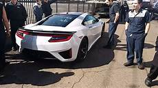 2017 acura nsx mcgrath acura of morton grove youtube