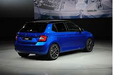 New Skoda Fabia 2014 Official Pictures Auto Express