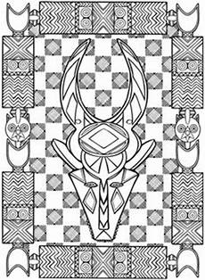 kente cloth coloring page at getcolorings free