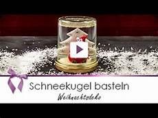 Schneekugel Selber Basteln - weihnachtsdeko schneekugel selber basteln danato