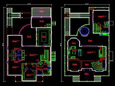 autocad house plans free download one story house floor plans cad house plans free download