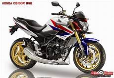 Modifikasi Cb150r Terbaru by Modifikasi Striping Cb150r Terbaru Thecitycyclist