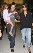 Halle Berry Debuts Post Pregnancy Figure Since Birth Of