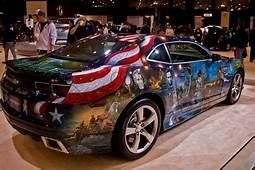 Amazing Paint On This Camaro  N7QVCs Christian Blog