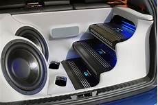caisson pour voiture comment faire un caisson de basse pour voiture voitures
