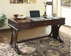 ashley home office furniture ashley furniture devrik home office desk the classy home